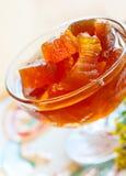 Pumpkin jam Stock Image