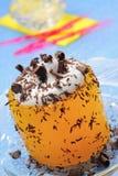 Pumpkin jelly Stock Photo