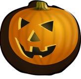 Pumpkin, Lantern, Halloween Royalty Free Stock Photos