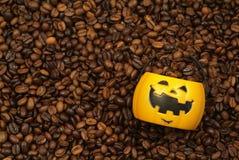 Pumpkin Latte Royalty Free Stock Photography