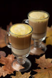 Pumpkin latte Royalty Free Stock Photo