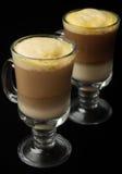 Pumpkin latte Royalty Free Stock Photos