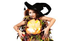 Pumpkin light Royalty Free Stock Photography