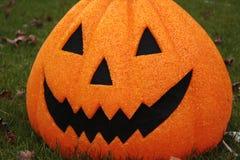 Pumpkin light Stock Photography