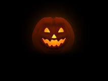 Pumpkin Man. 3d illustration of pumpkin head for Halloween Stock Photo