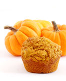 Pumpkin muffin Royalty Free Stock Photography