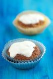 Pumpkin Muffin Stock Image