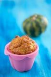 Pumpkin Muffin Stock Photos