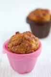 Pumpkin Muffin Royalty Free Stock Image