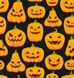 Pumpkin pattern Royalty Free Stock Photo
