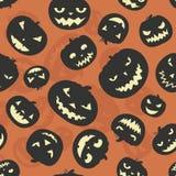Pumpkin Pattern Stock Photo