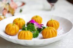 Pumpkin pie Royalty Free Stock Image