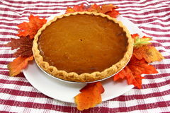 Free Pumpkin Pie Royalty Free Stock Photo - 17131915