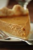 Pumpkin pie Stock Photo