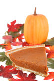 Pumpkin pie Royalty Free Stock Photos