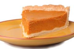 Pumpkin Pie Royalty Free Stock Photo