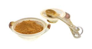 Pumpkin Pie Spice Royalty Free Stock Photos