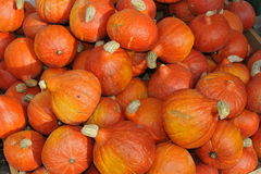Pumpkin Pile Royalty Free Stock Images