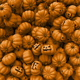 Pumpkin pile Royalty Free Stock Photography