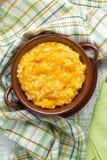 Pumpkin porridge Royalty Free Stock Image
