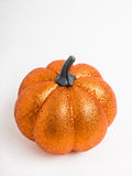 Pumpkin Posing Royalty Free Stock Images