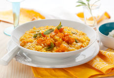 Free Pumpkin Risotto Stock Photography - 20443992