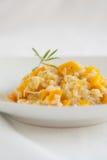 Pumpkin Risotto Stock Photos