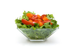 Pumpkin salad Stock Photos