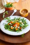 Pumpkin Salad Stock Photography