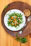 Pumpkin Salad Royalty Free Stock Photos