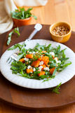 Pumpkin salad Stock Photography
