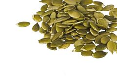 Pumpkin seed Stock Photo