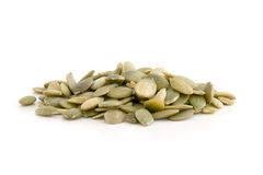 Pumpkin Seed Royalty Free Stock Photo
