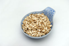 Pumpkin seed Royalty Free Stock Photos