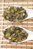 Pumpkin seed Stock Photography