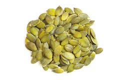 Free Pumpkin Seeds Stock Photos - 15662923