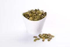 Pumpkin seeds Royalty Free Stock Image