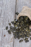 Pumpkin Seeds Stock Images