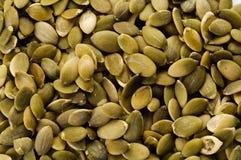 Pumpkin seeds, texture Royalty Free Stock Photography