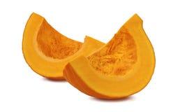 Free Pumpkin Segment Pieces Isolated On White Background Stock Photo - 69389660