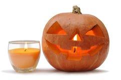 Pumpkin set Stock Photo