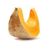 Pumpkin slice Stock Image
