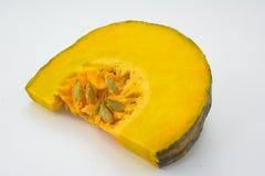 Pumpkin slice Stock Photo