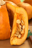 Pumpkin Slice Stock Photos