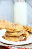 Pumpkin Snickerdoodles Royalty Free Stock Images