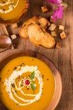 Pumpkin Soup NO.004 royalty free stock image