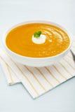 Pumpkin Soup Sweet Potato Carrot royalty free stock image