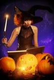 Pumpkin spell Stock Images