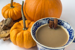 Pumpkin spice Stock Images