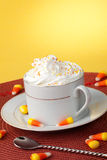 Pumpkin Spice Coffee Stock Image